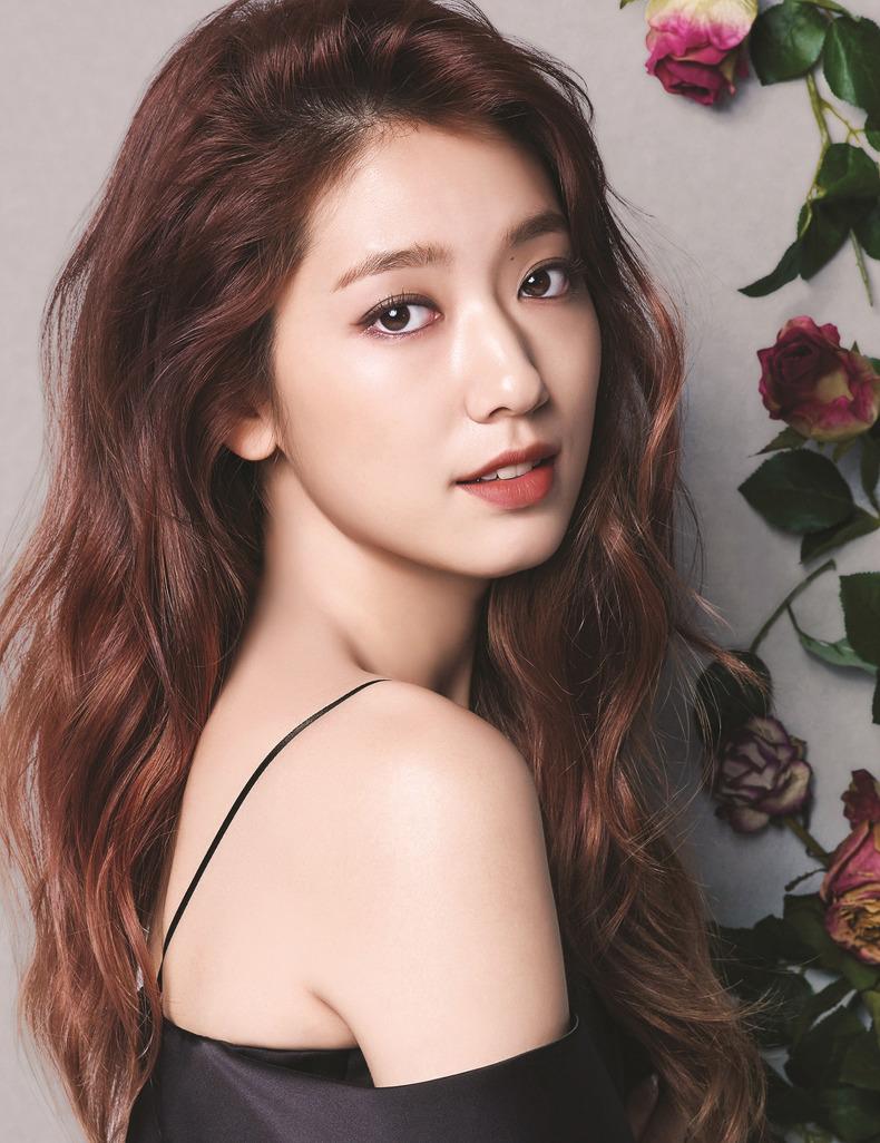 Корейский макияж природный