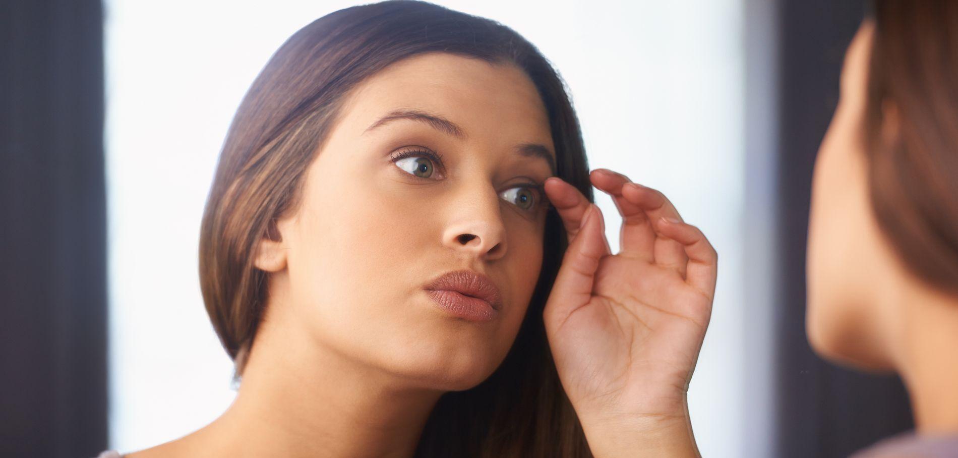 Нюдовый макияж для смуглых