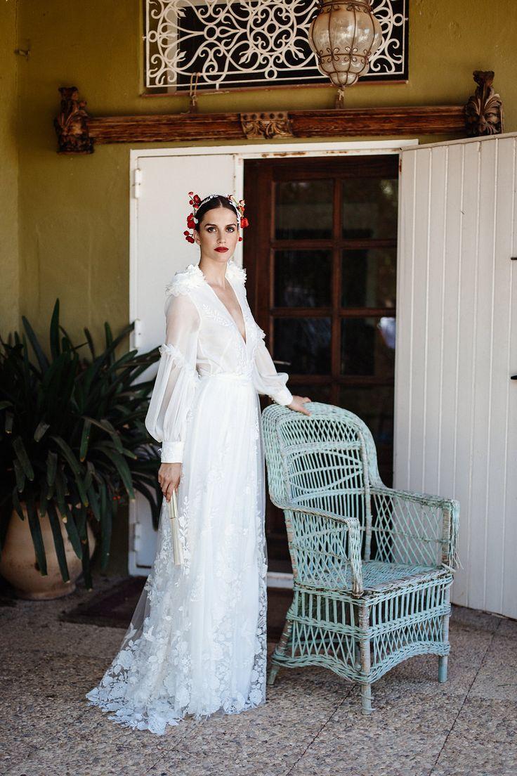 Шелковое платье свадебное
