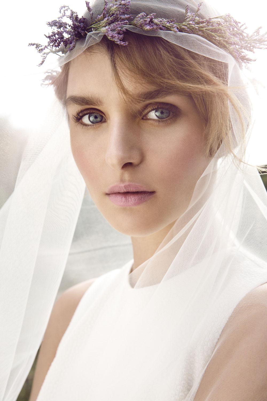 Нюдовый макияж на свадьбу
