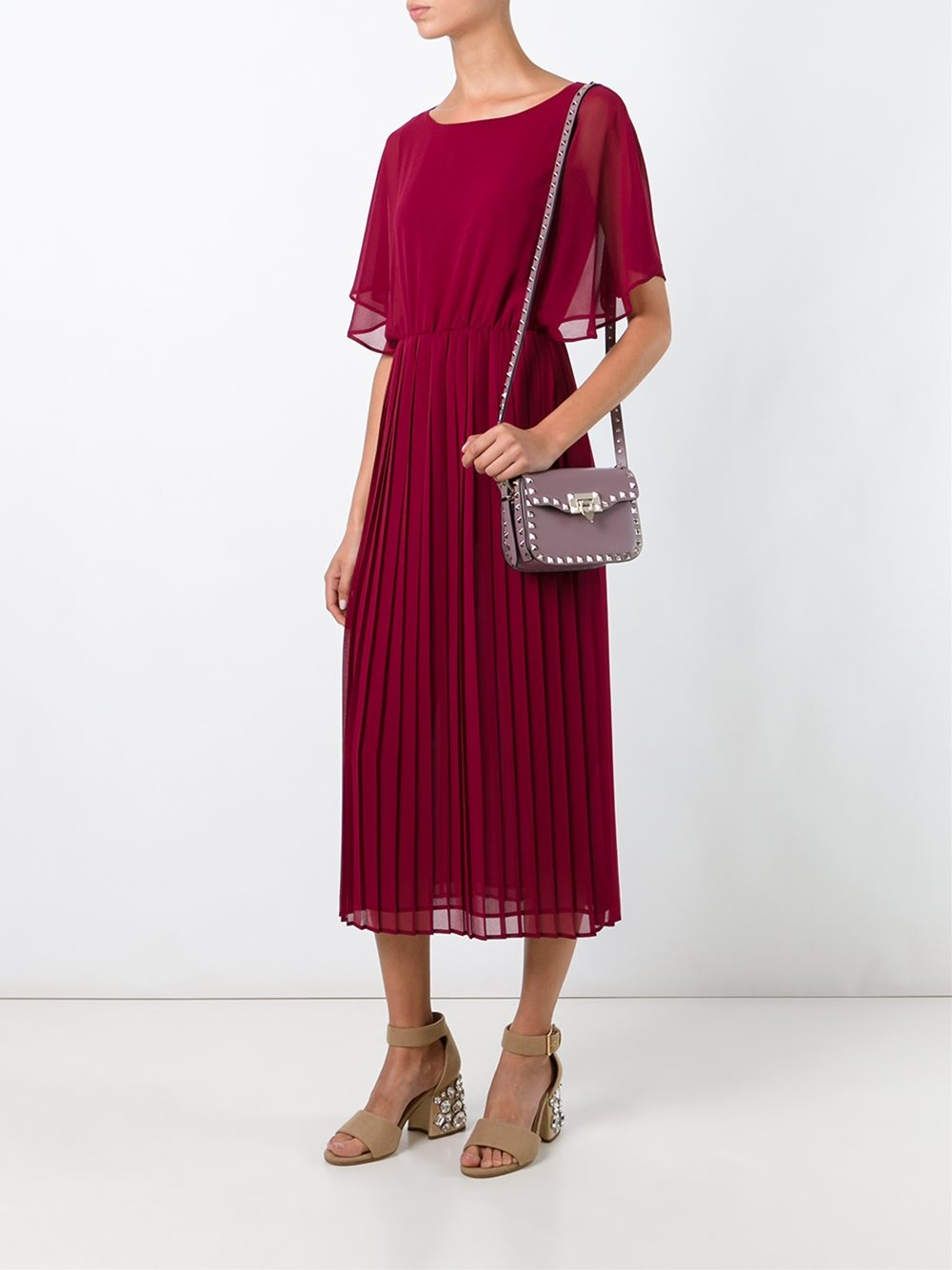 Классическая сумка Valentino