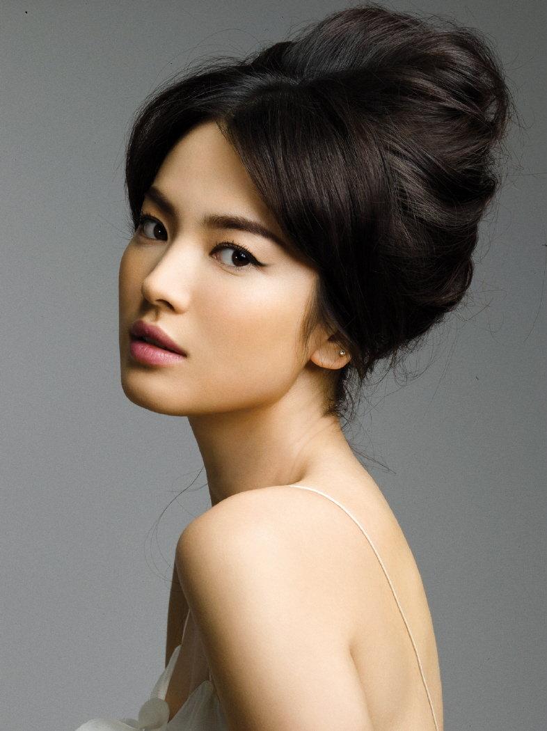 Корейский макияж вечерний