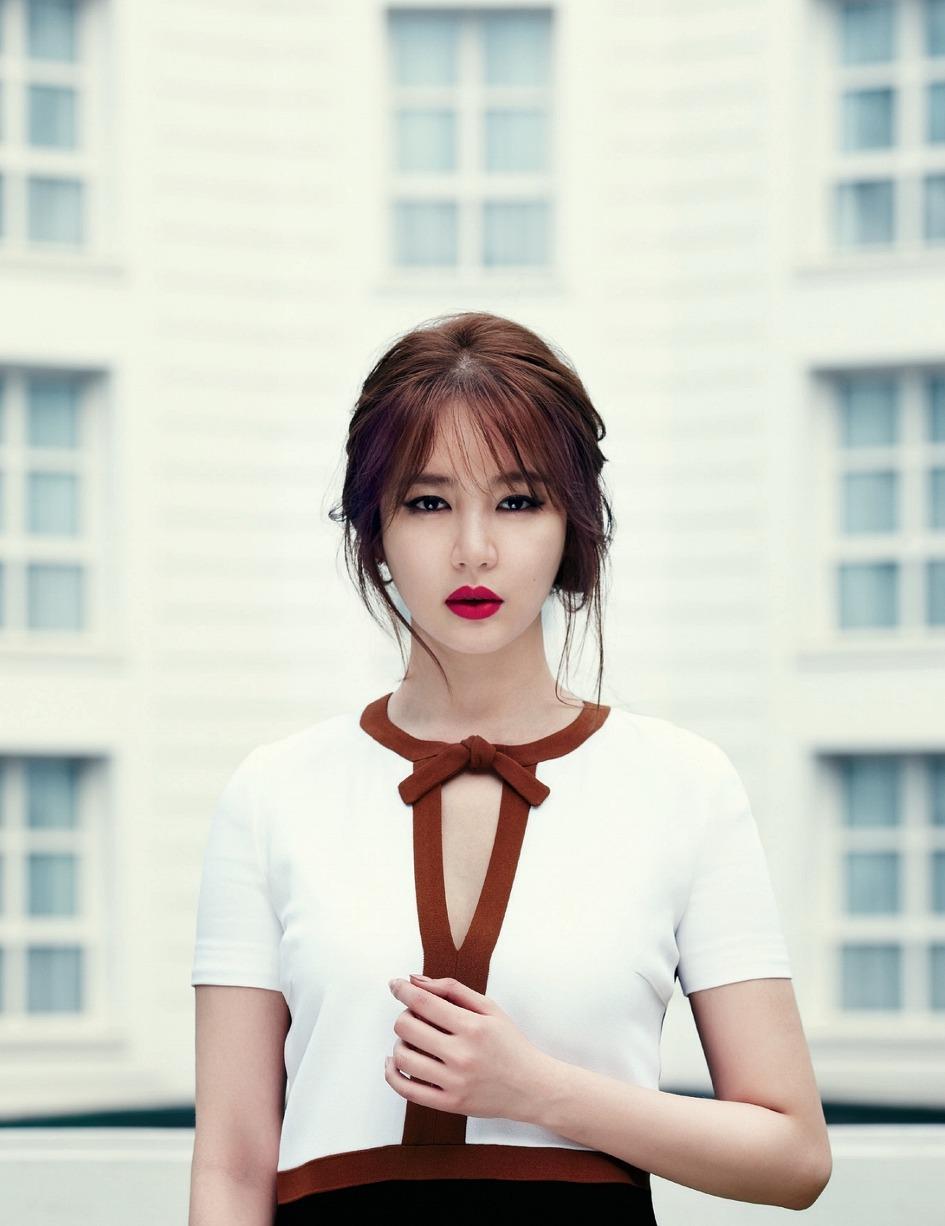Корейский макияж яркий
