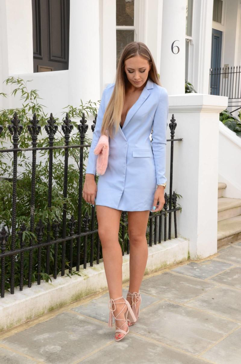 Платье пиджак женское