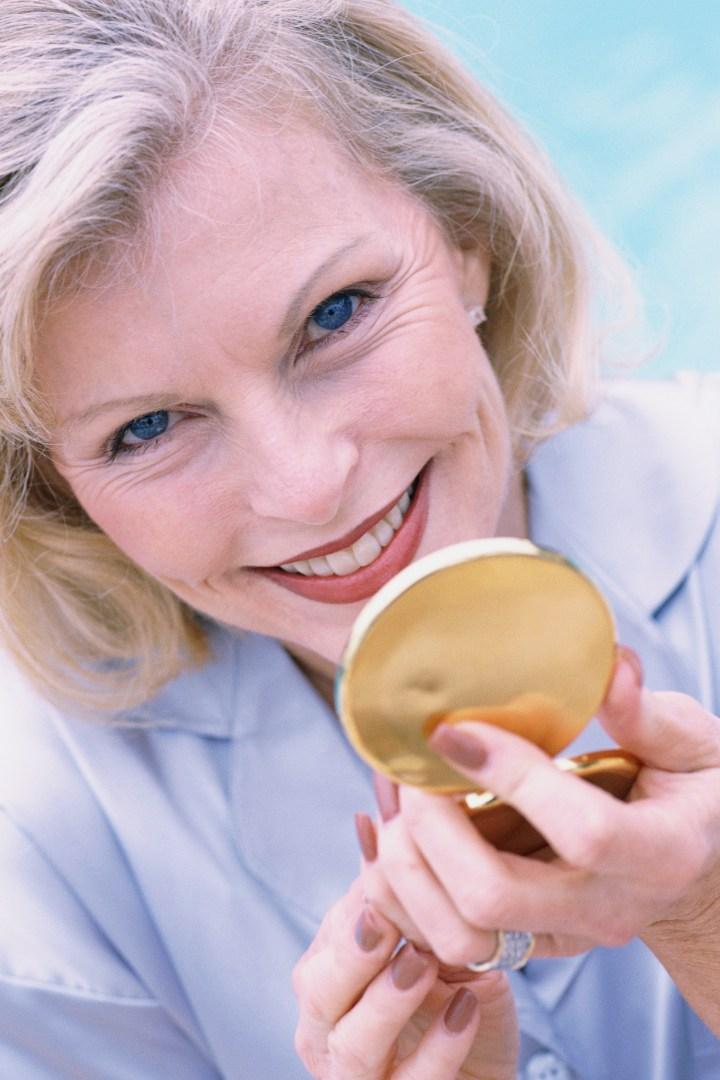 Возрастной макияж для женщин 50 лет