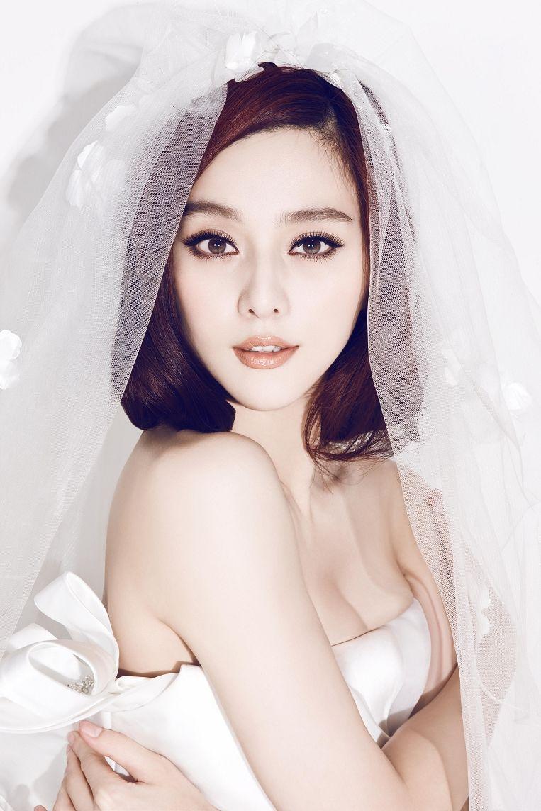 Восточный макияж азиатский свадебный