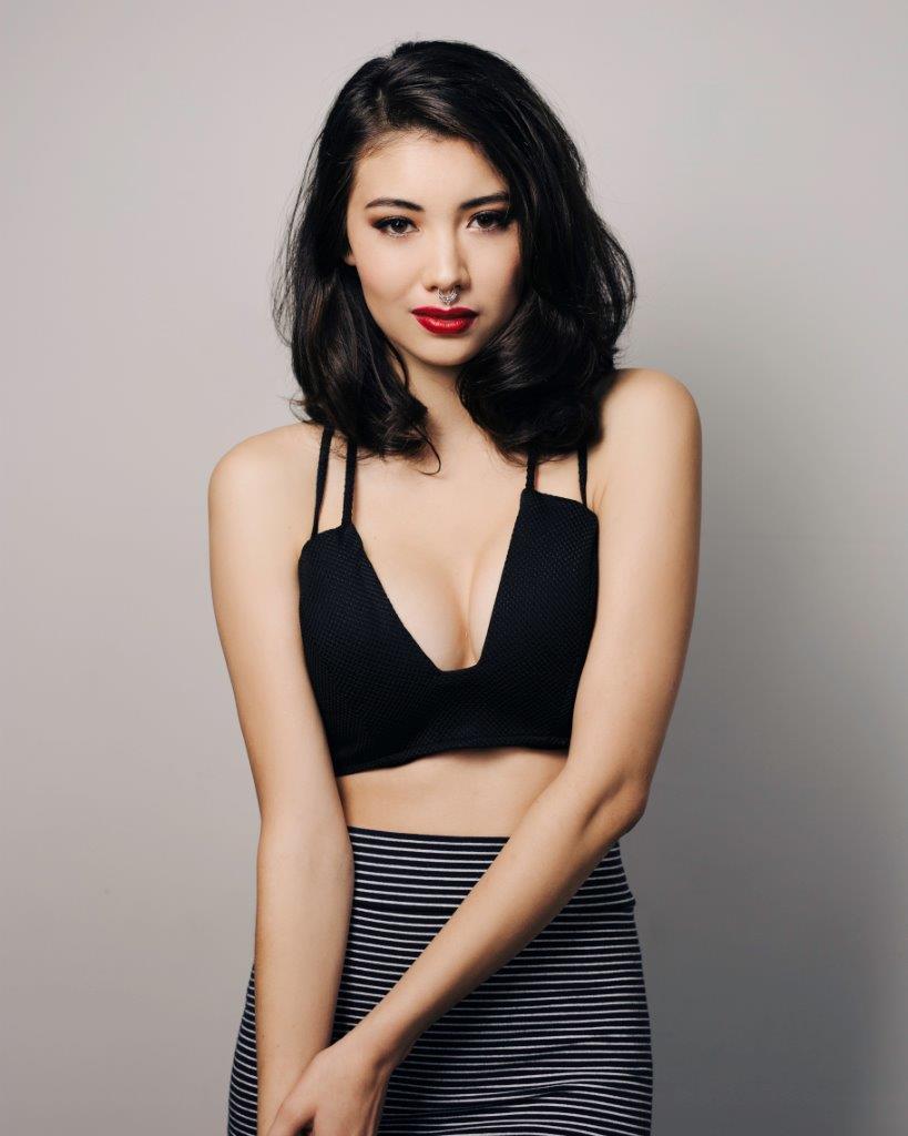 Восточный макияж азиатский