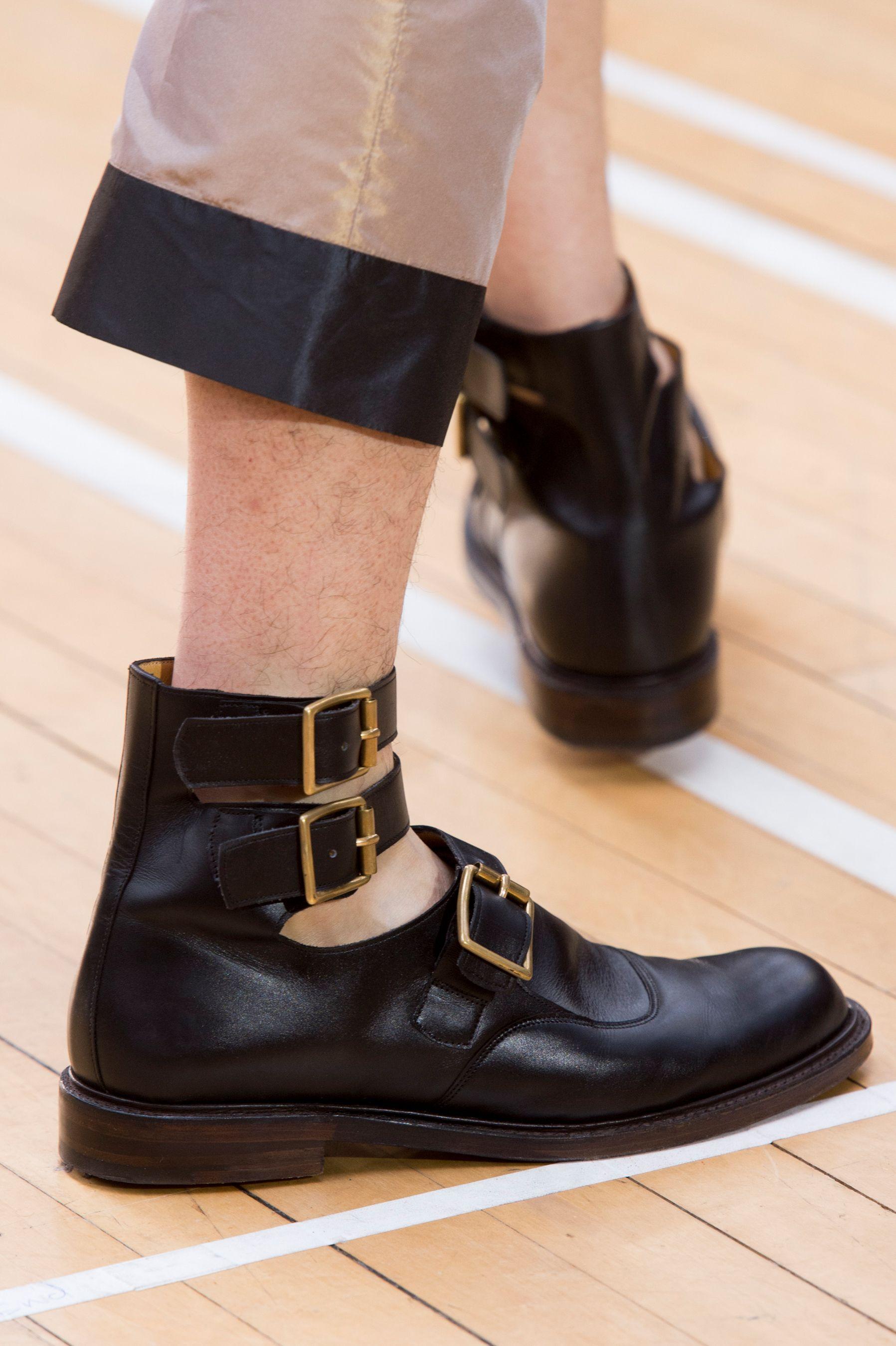 Vivienne Westwood весна лето 2018 ботинки
