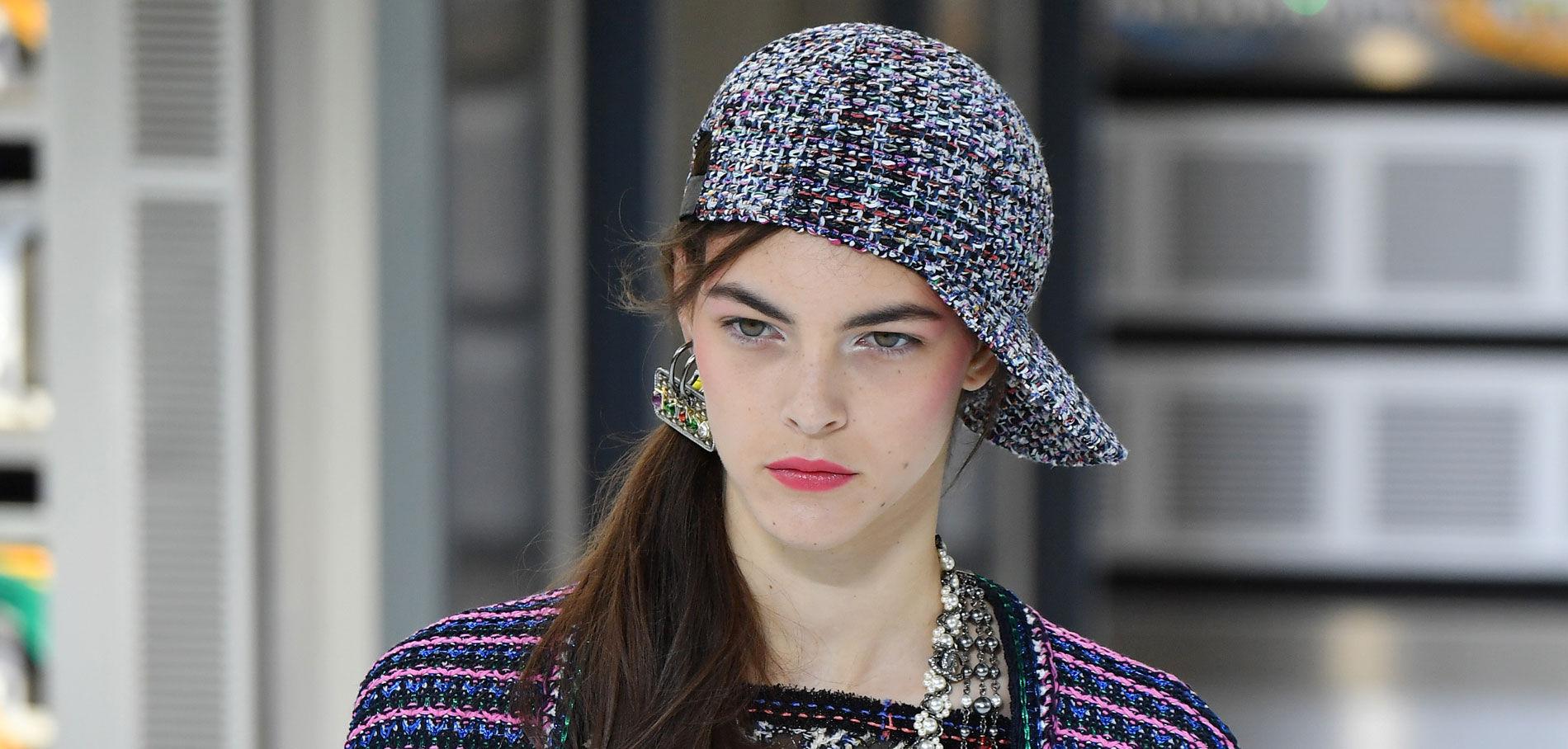 Кепка женская Chanel
