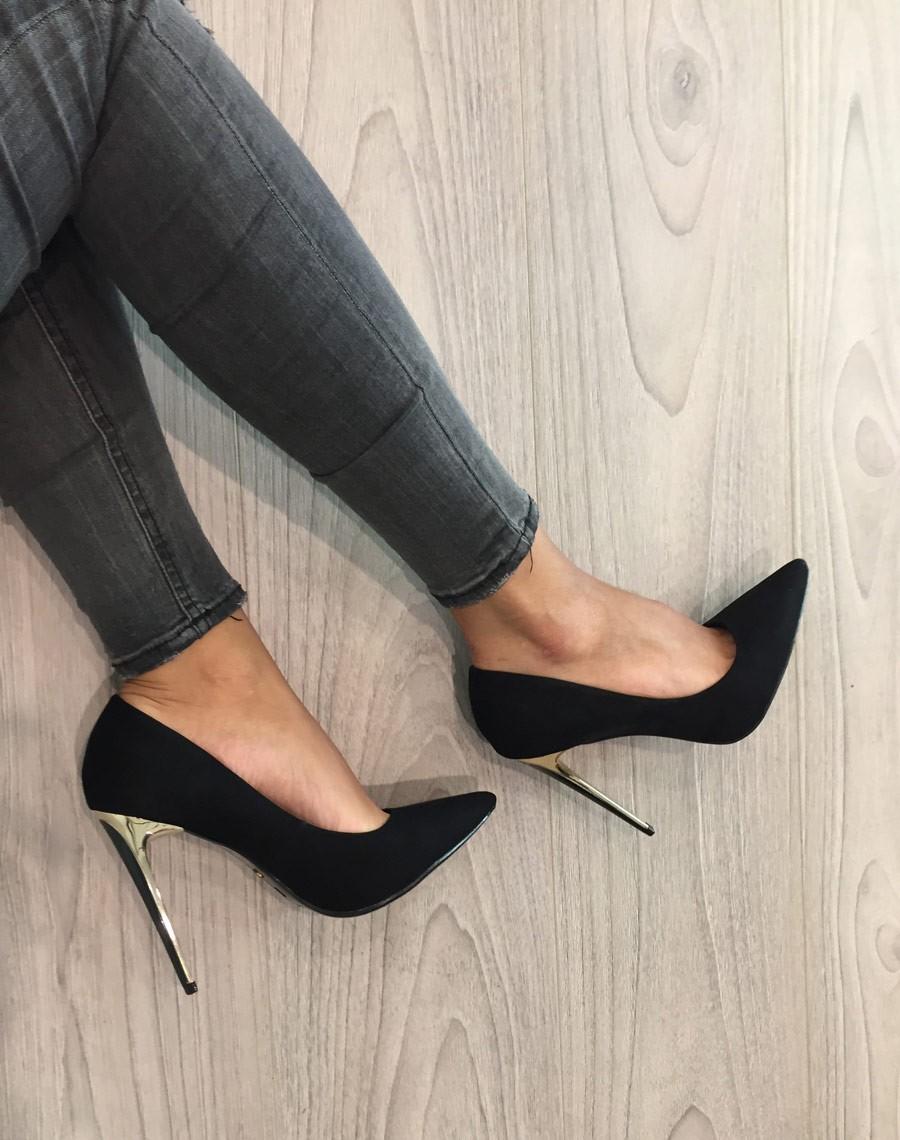 Туфли 2018 черные