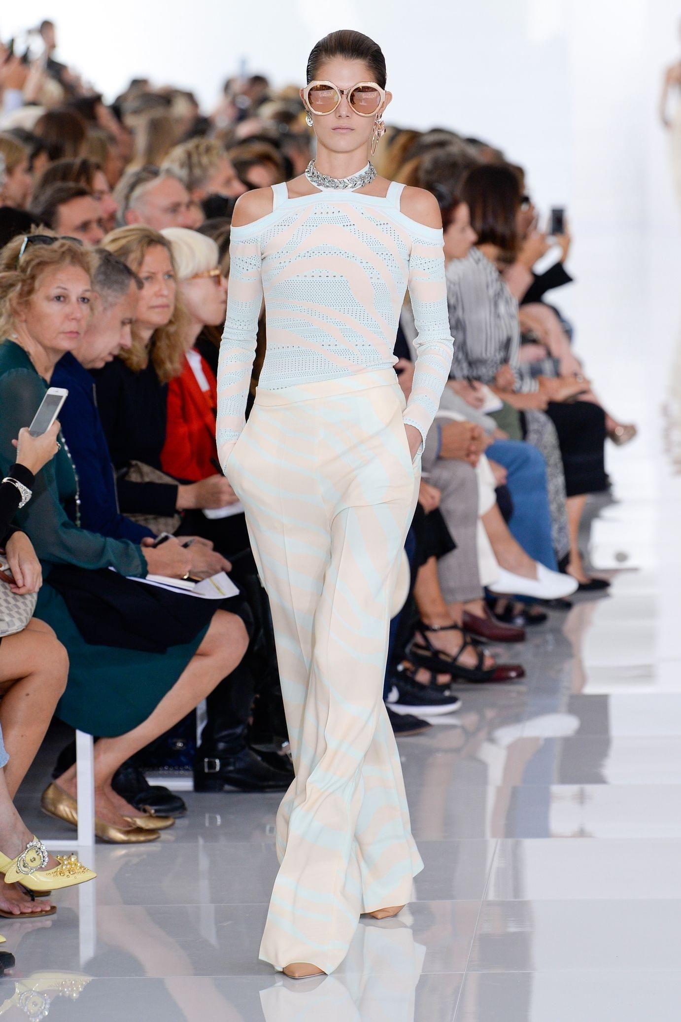 Roberto Cavalli весна лето 2018 коллекция