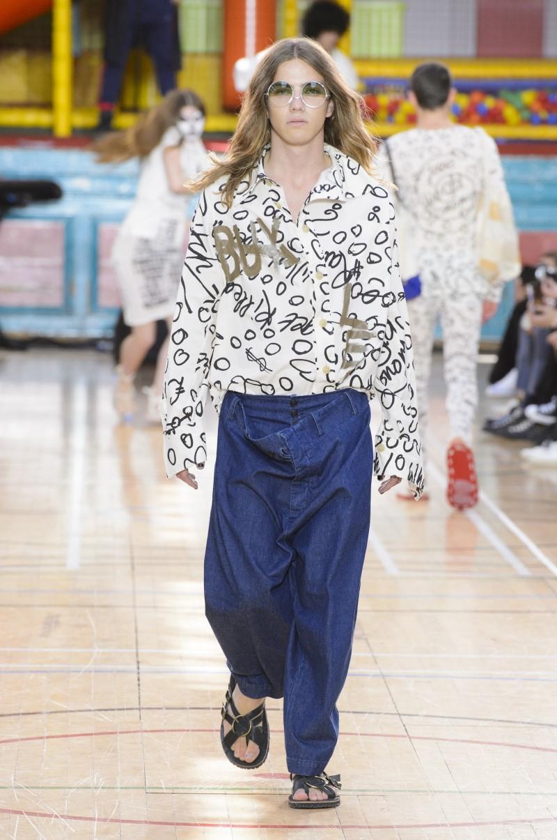 Vivienne Westwood весна лето 2018 коллекция