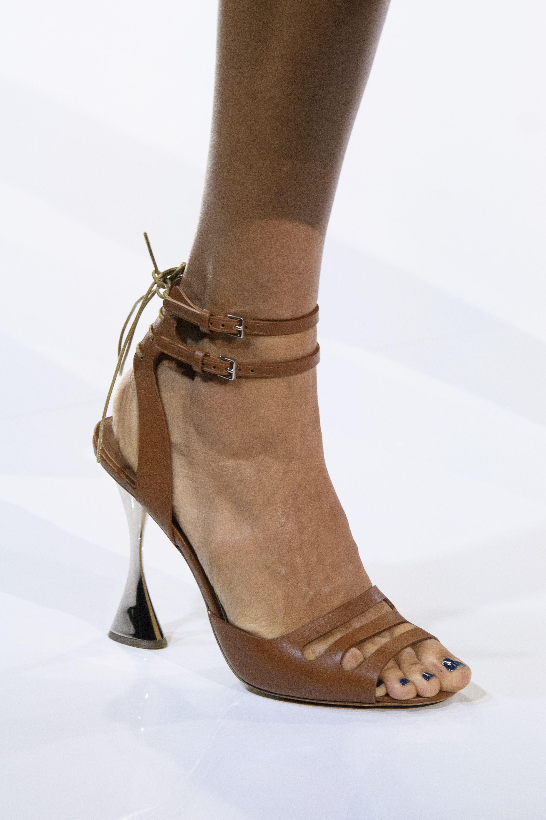 Туфли 2018 коричневые