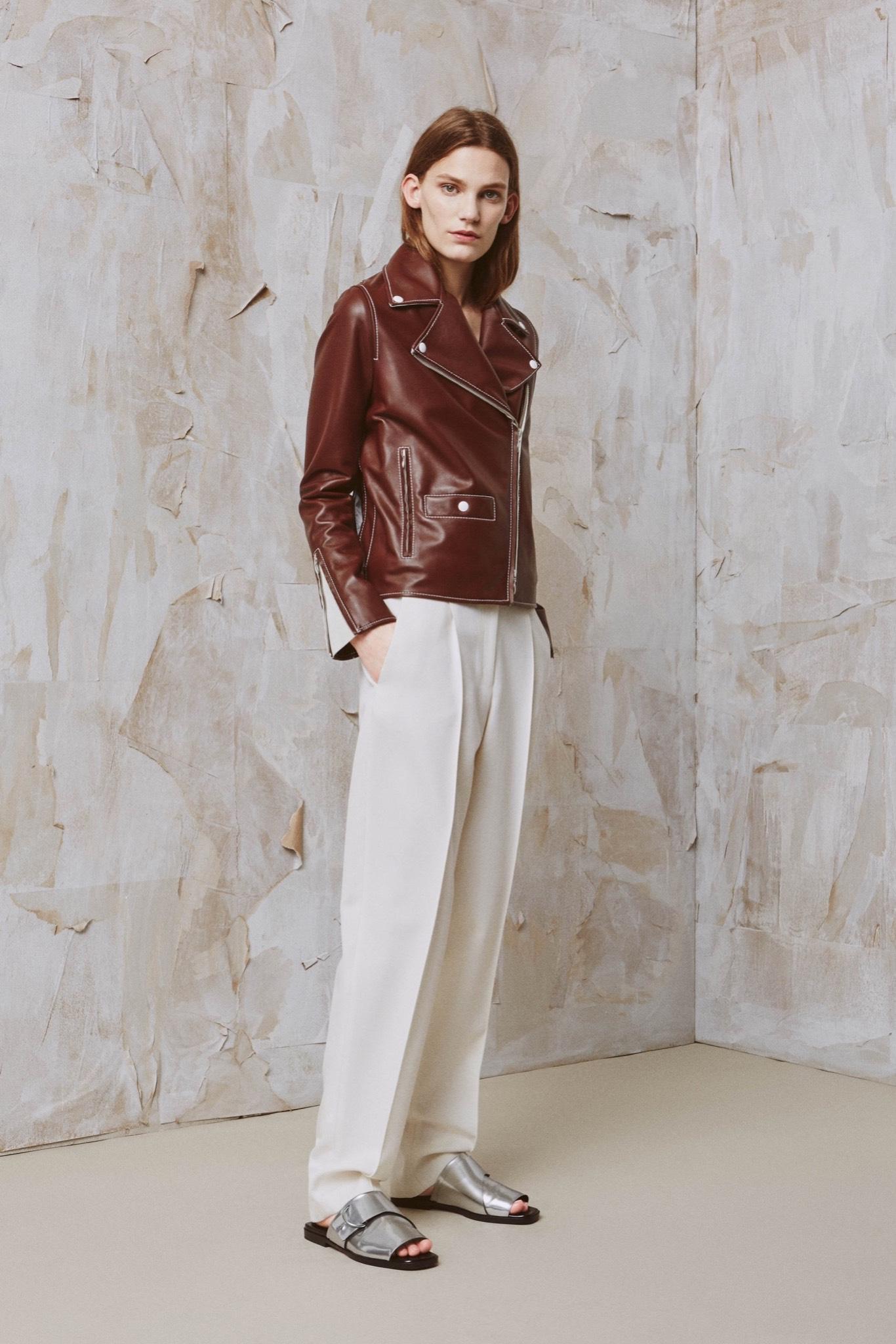 Косуха женская коричневая с брюками