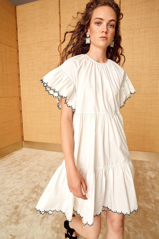 Платье бохо трапеция
