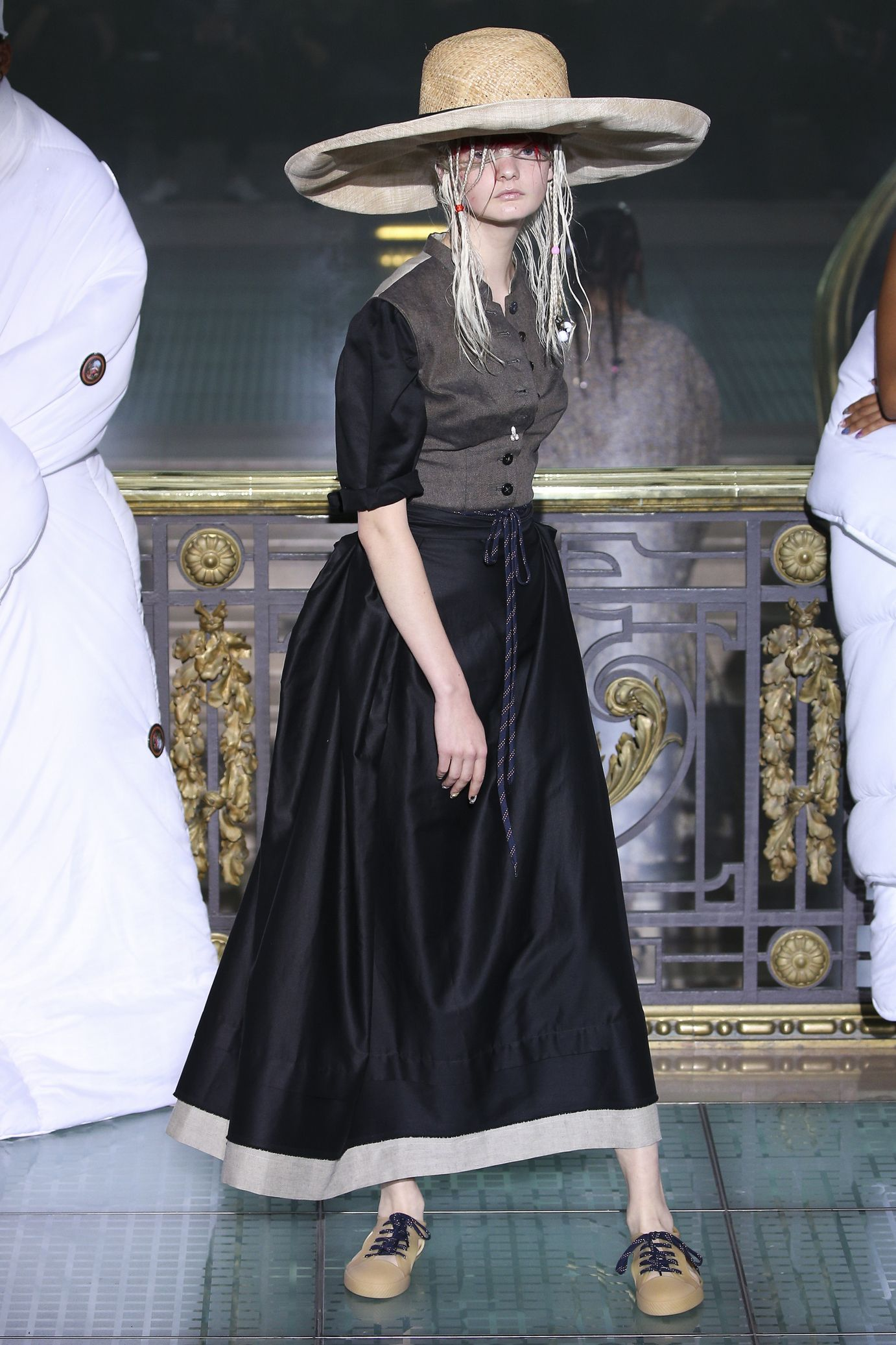 Vivienne Westwood весна лето 2018 мода