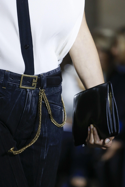 Givenchy весна лето 2018 мужской клатч