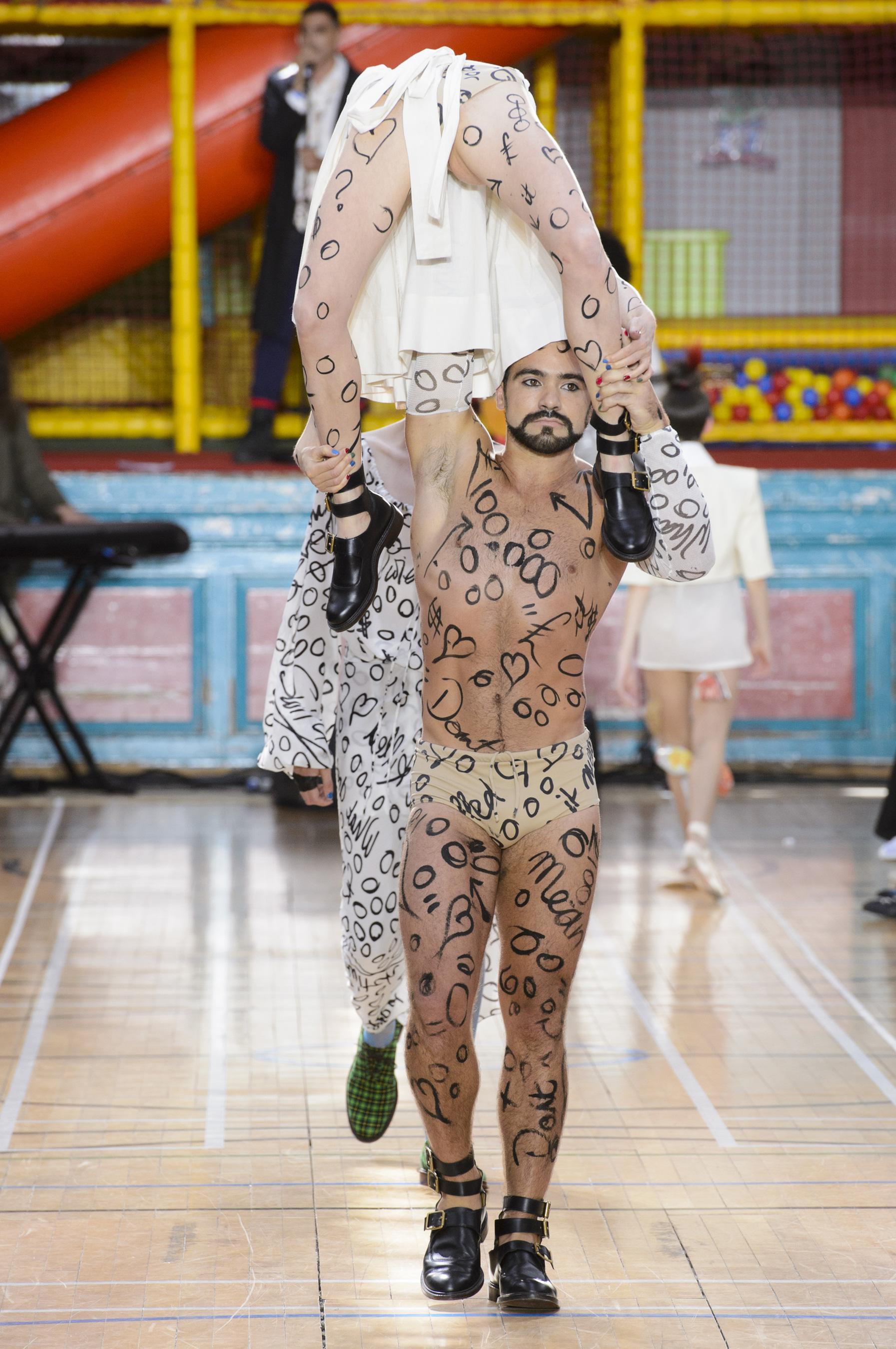 Vivienne Westwood весна лето 2018 обувь