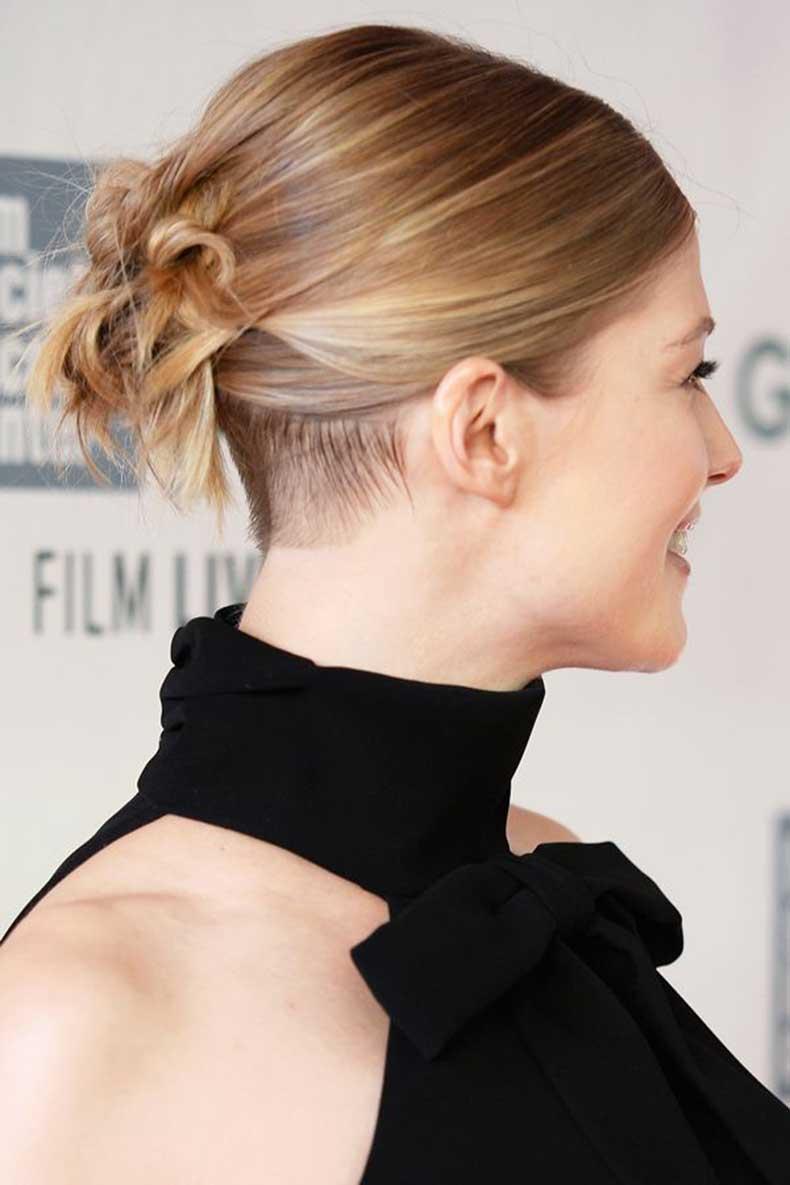 Стрижка на средние волосы 2018 прическа