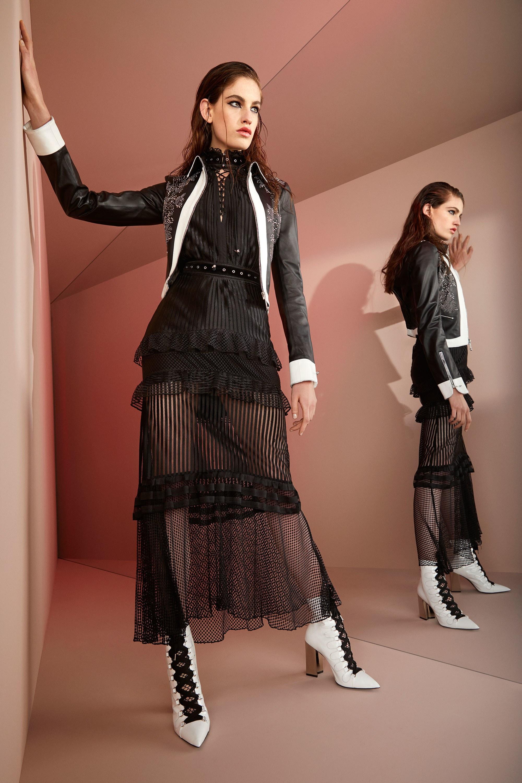 Roberto Cavalli круизная коллекция 2018 ботинки
