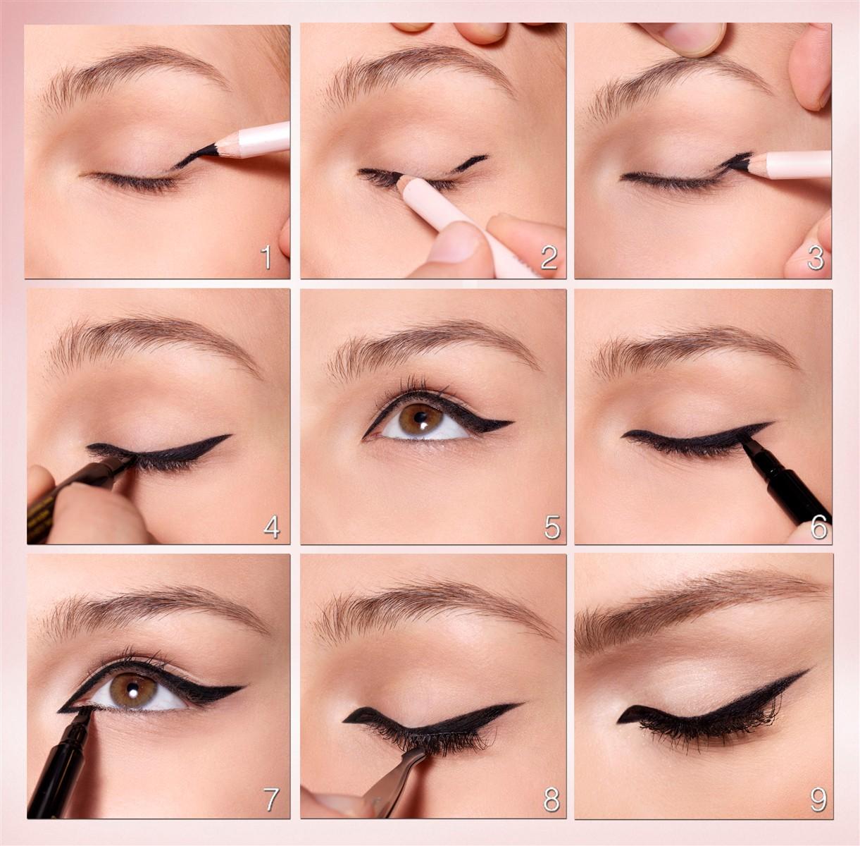 макияж для начинающих уроки в картинках сделал краткосрочное
