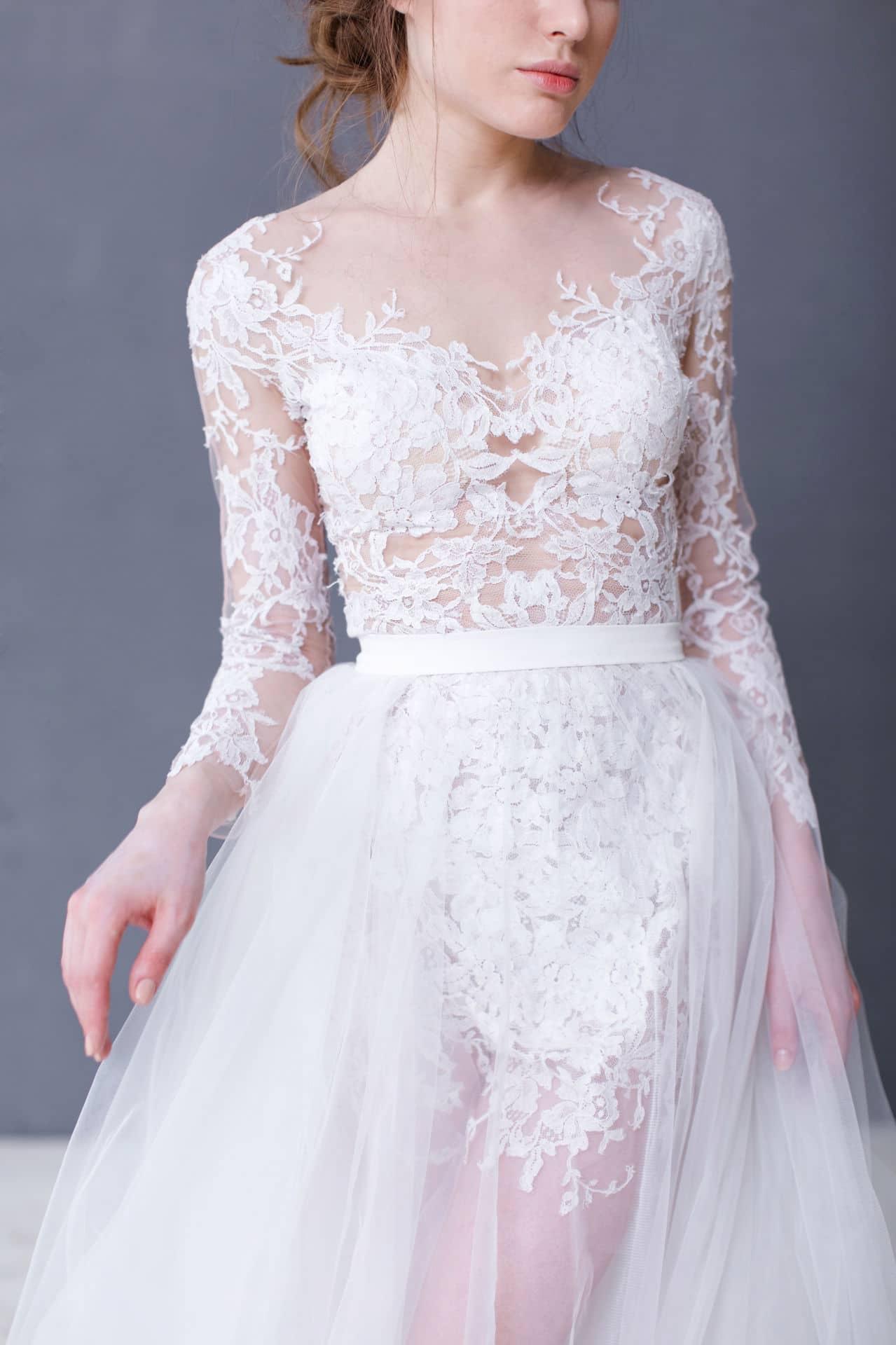 Платье трансформер свадебное