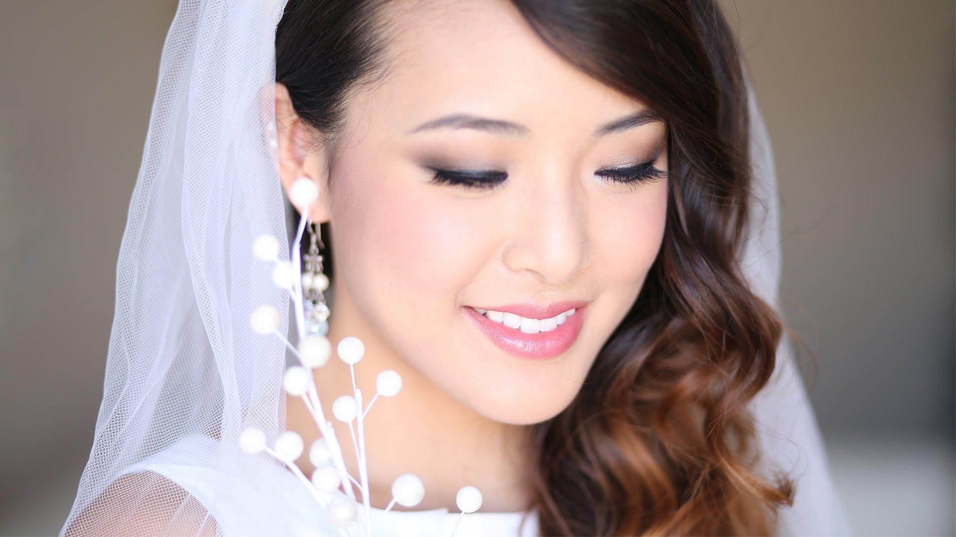 Восточный макияж свадебный