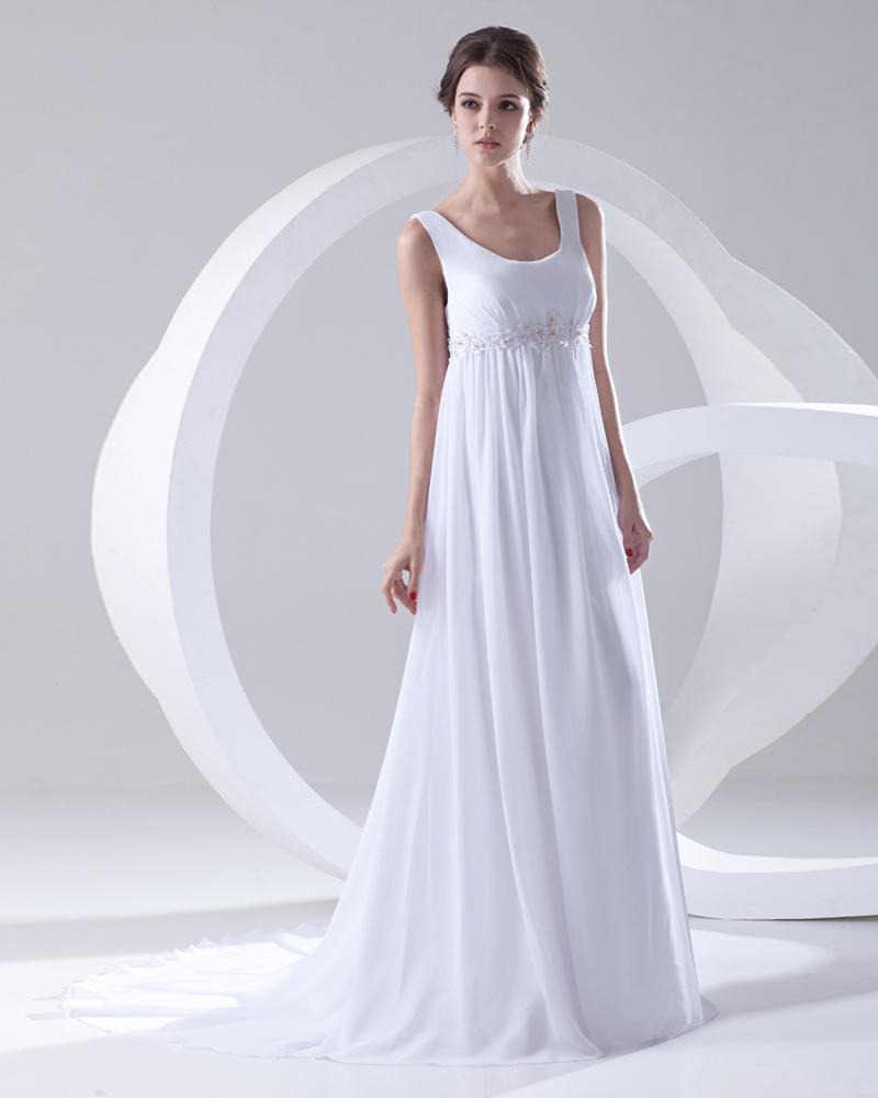 Свадебное платье трапеция для полных