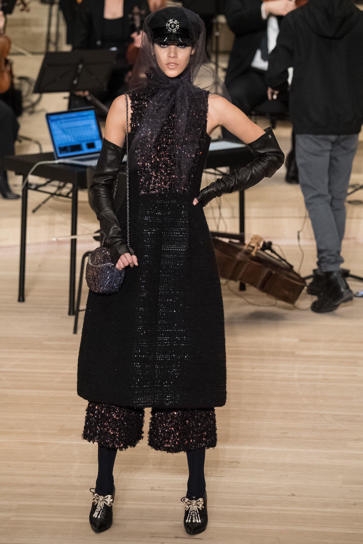 Повседневное платье черное