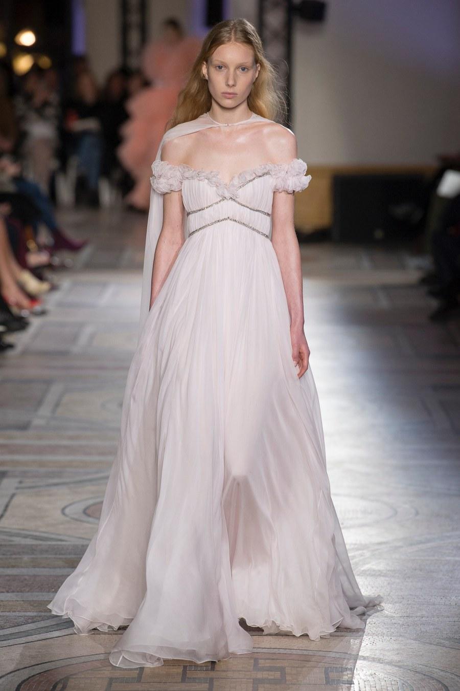 Свадебное платье для беременных длинное