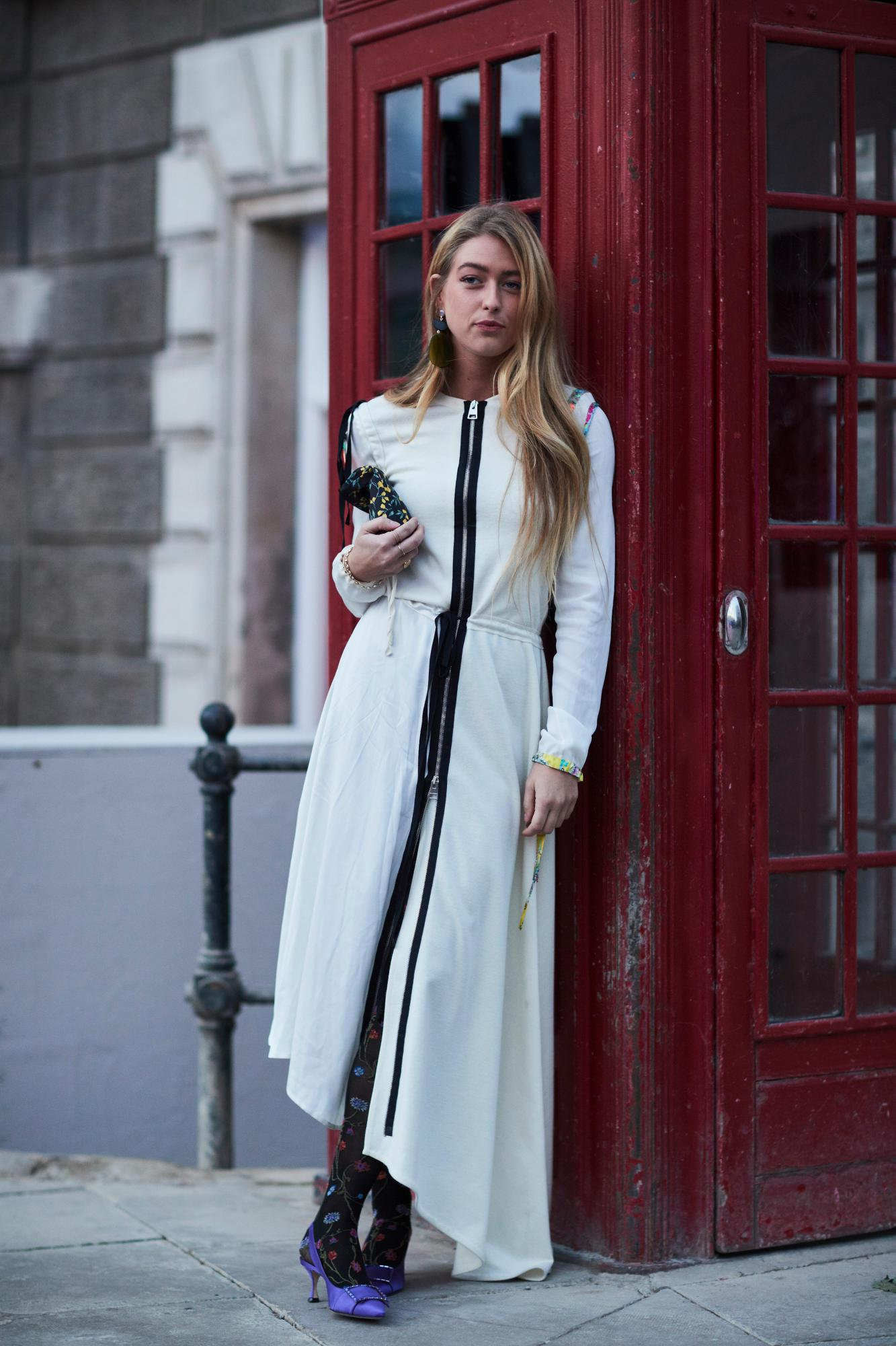 Повседневное платье длинное асимметричное