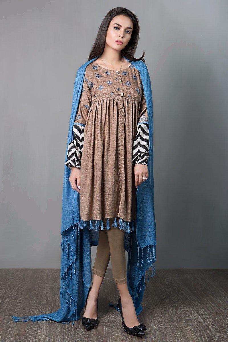 Повседневное платье этно