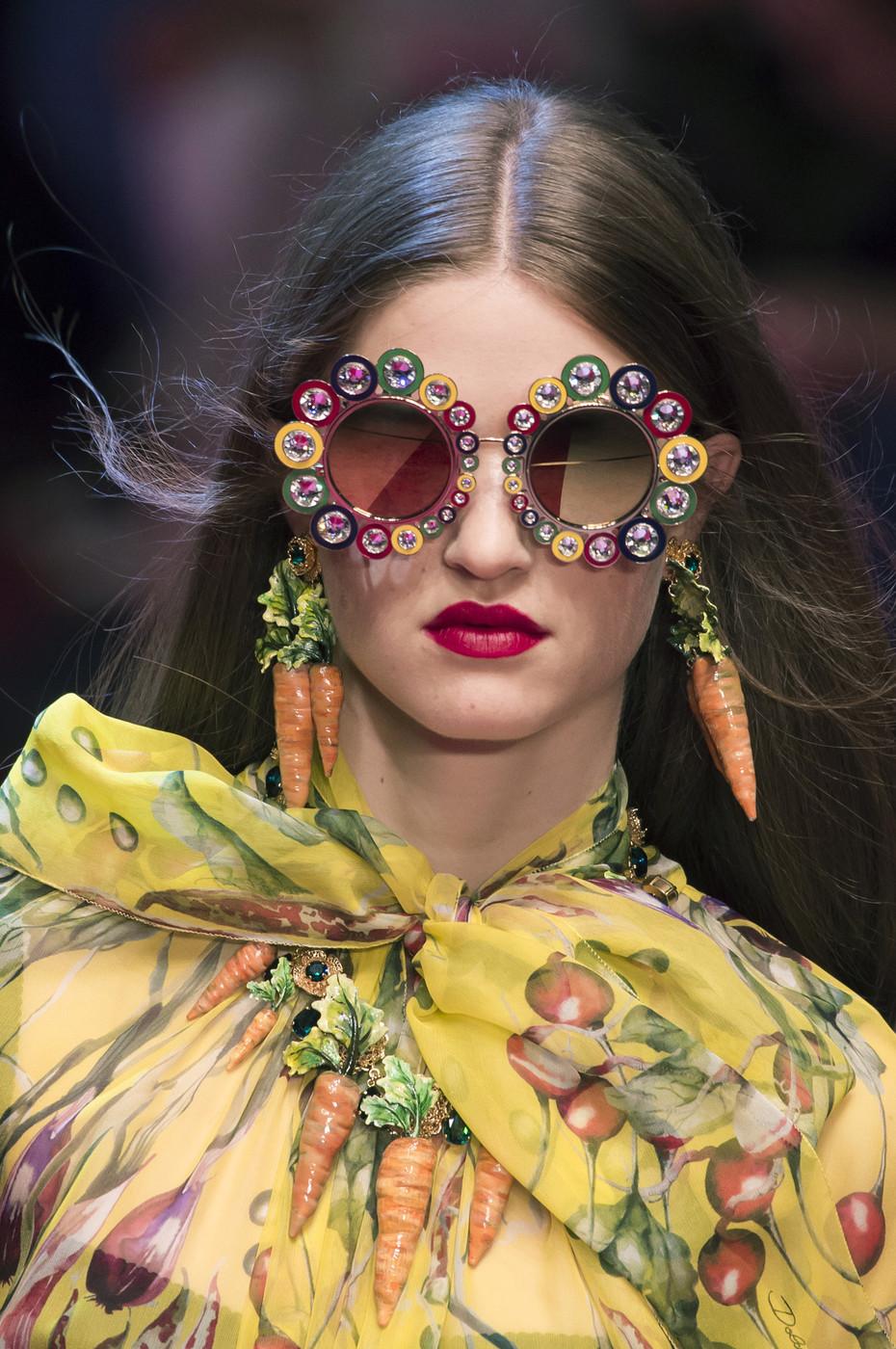 Очки 2018 Dolce Gabbana