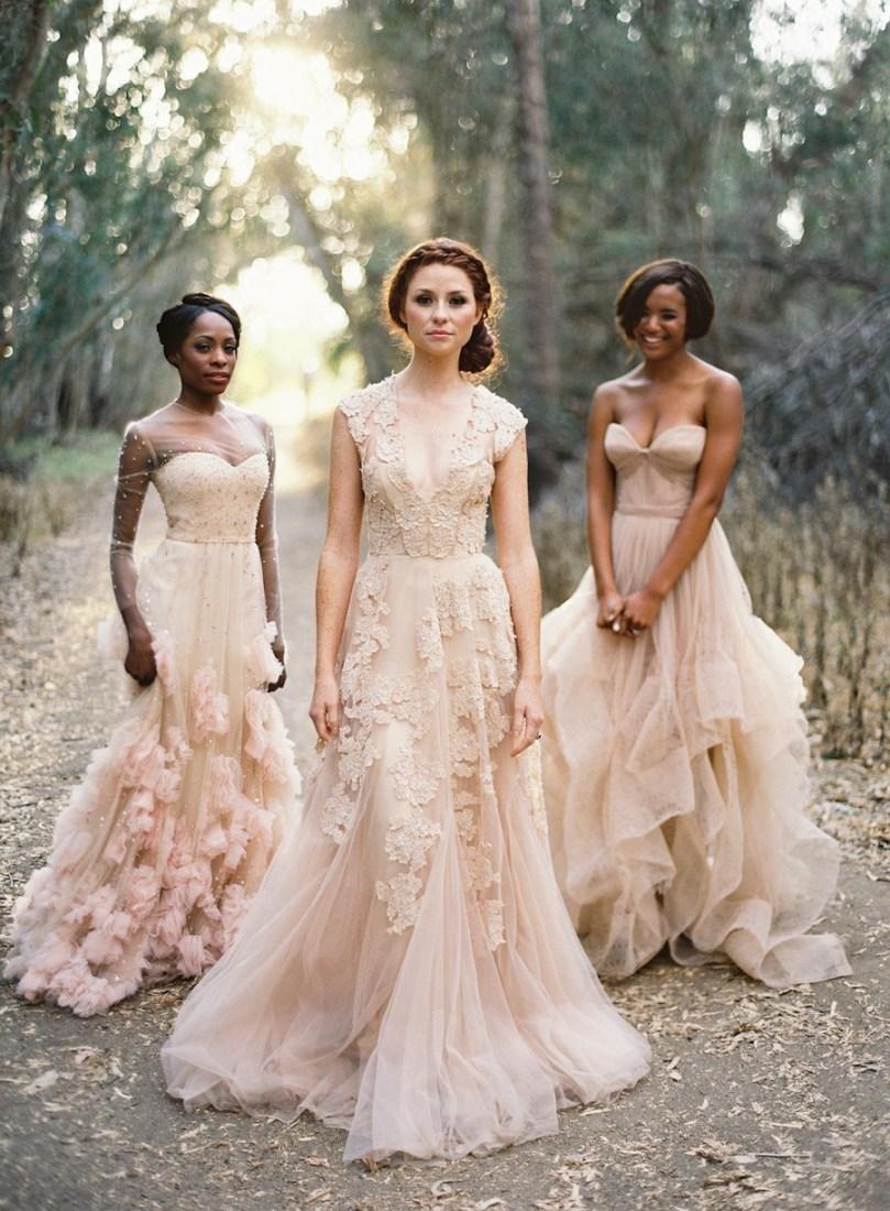 Свадебное платье айвори модное