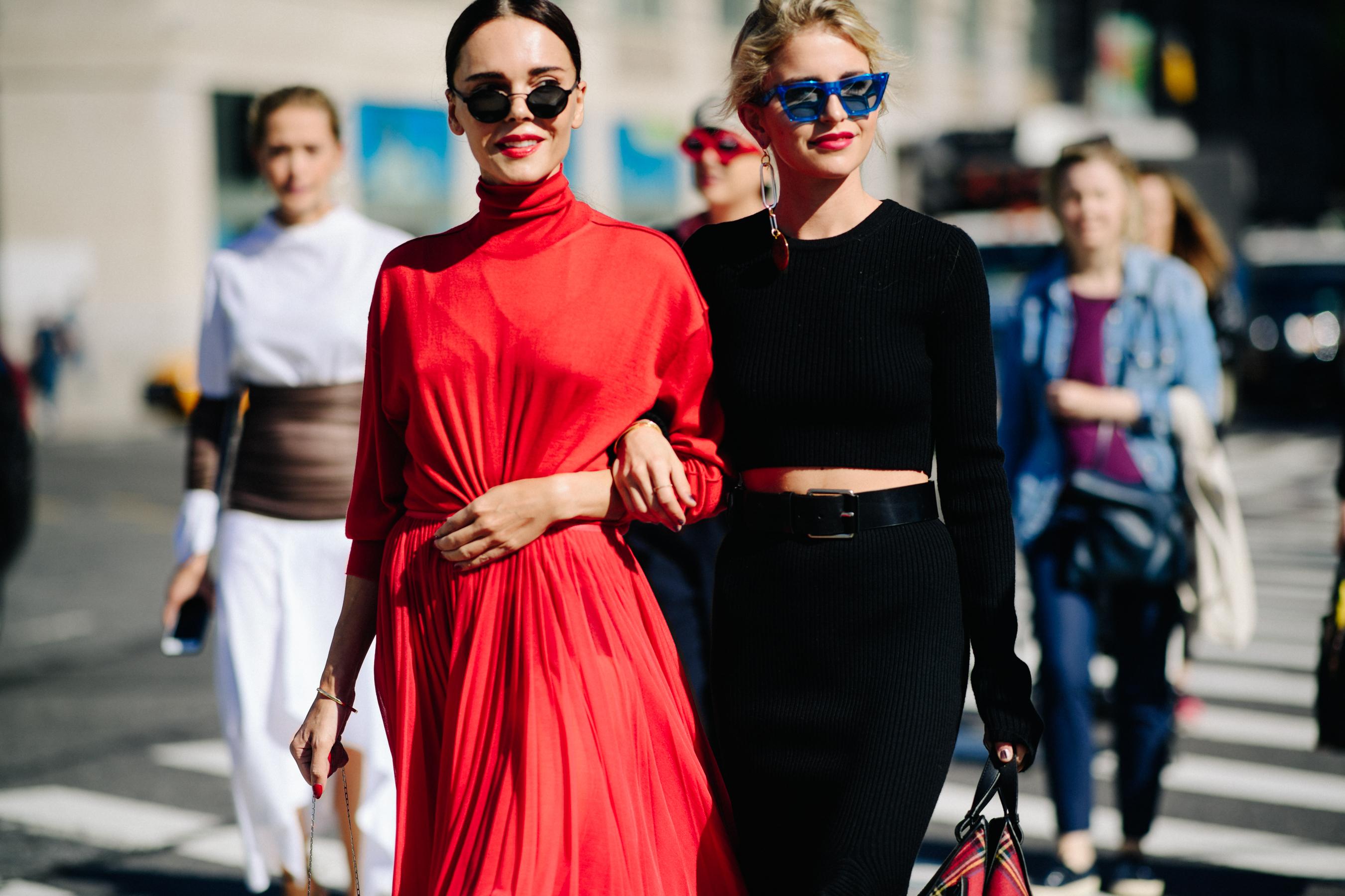 Очки 2018 с платьем