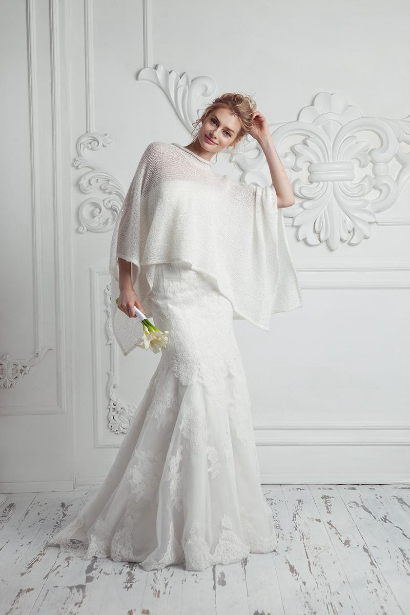 Свадебное платье для беременных зимнее
