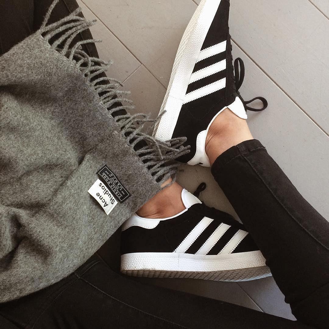 Кеды женские Adidas замшевые