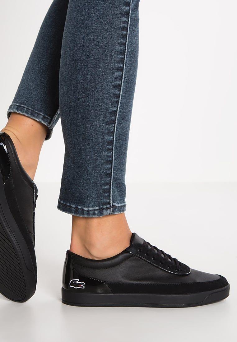 Кеды женские Lacoste кожаные