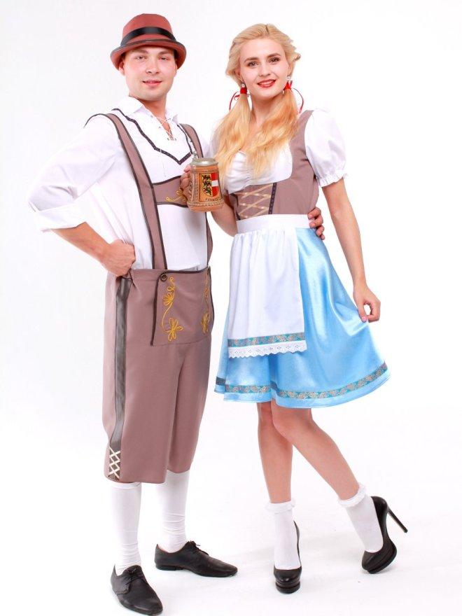 картинки национального немецкого костюма очевидно