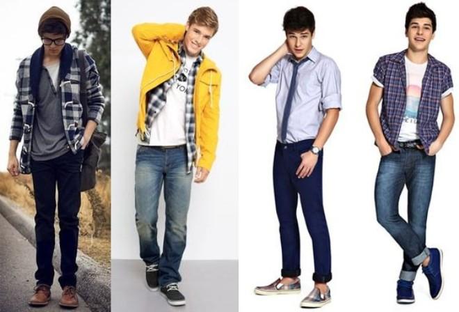 Картинки одежды для парней подростков