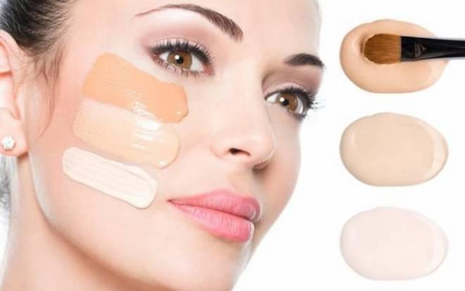 почему от тонального крема кожа становится жирнее