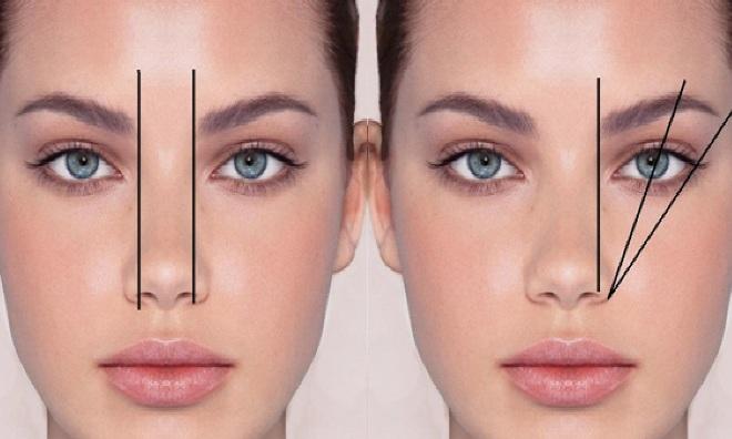 Дневной макияж для круглого лица с круглыми глазами thumbnail