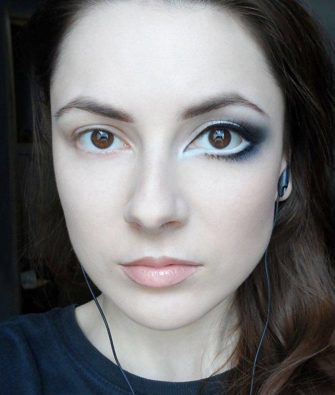 прежде чем фото макияжа для увеличения глаз знали