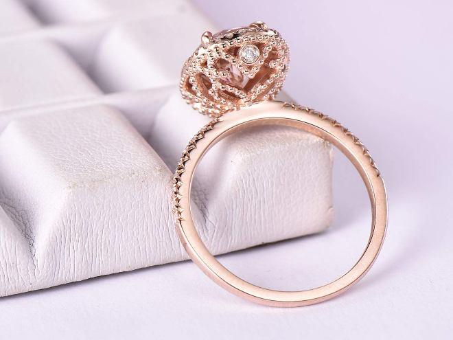 Красивые кольца для предложения фото