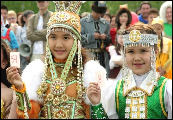 Особенности якутского национального костюма