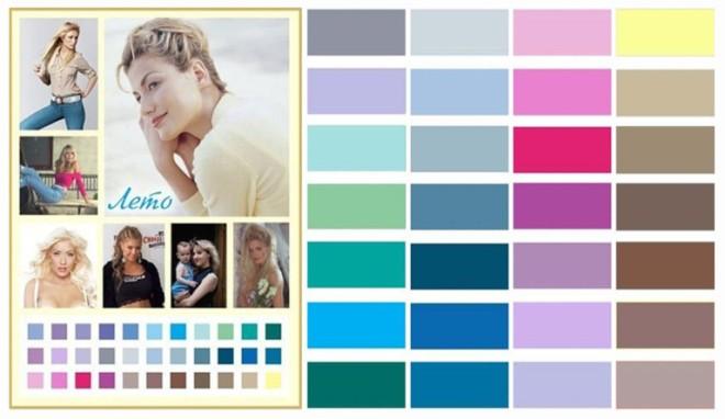 помещаются непосредственно какие цвета подходят цветотипу лето фото неровности, камушки