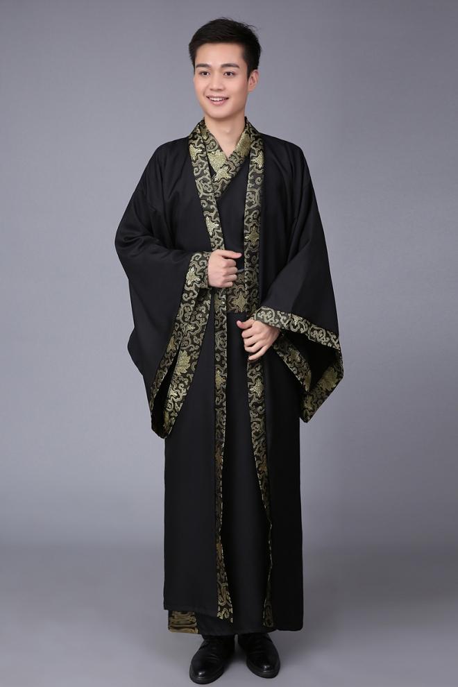 картинки китайцев в национальной одежде эти