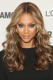 Русые мелированные волосы
