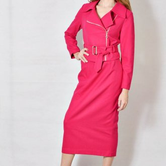 Розовый женский наряд