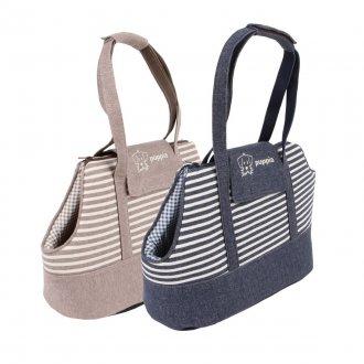 Полосатые сумки для работы